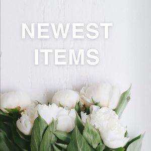 New Items!!